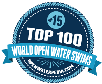 top 100 swims in the world