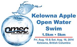 Kelowna Apple Open Water Swim